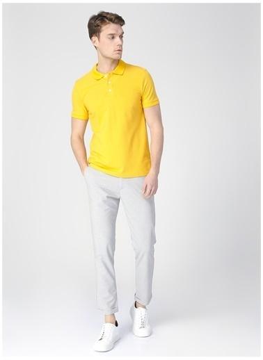 Fabrika Tişört Sarı